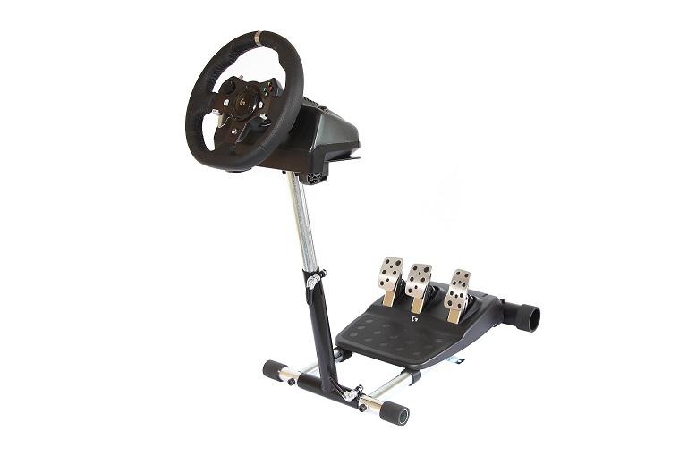 stojak wheel stand pro deluxe v2 dla logitech g29 g920 g25. Black Bedroom Furniture Sets. Home Design Ideas